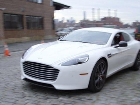 Car Tech - 2014 Aston Martin Rapide S