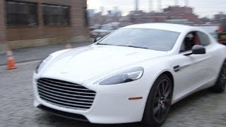 Aston Martin Rapide S 2014 Videos