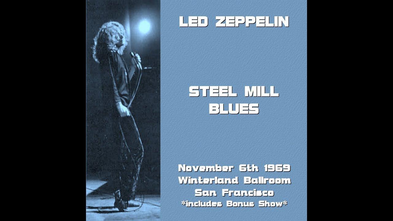 LED ZEPPELIN LIVE SAN FRANCISCO 1969/11/06 (WINSTON REMASTERS)