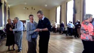 Saunter Together Version 2 - Tea Dance with John & Pat Harris