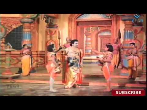 Sree Raghavam Video Song - Lava Kusa Telugu Movie