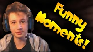 GABOR FUNNY MOMENTS by Hubert (#2)