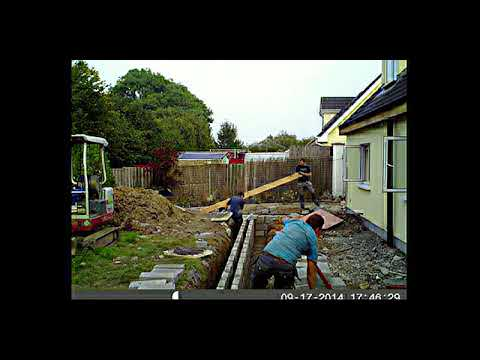 House Extension We Built In 2017 The Process Of Building From Start To Finish