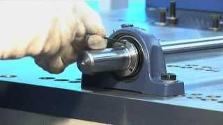 SKF ConCentra ball bearings and units