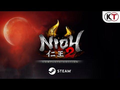 Nioh 2 - Complete Edition - PC Announce Trailer