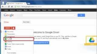 Google Docs Anket yapmayı