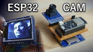 Video ESP32 with Camera and TFT Display (OV7670, FIFO) download MP3, 3GP, MP4, WEBM, AVI, FLV Juli 2018