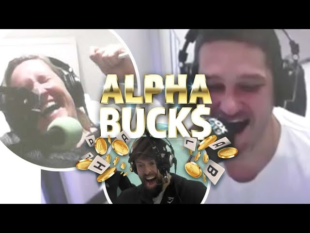 Sasha Wins $10,000 Playing Alphabucks With Fifi, Fev & Byron