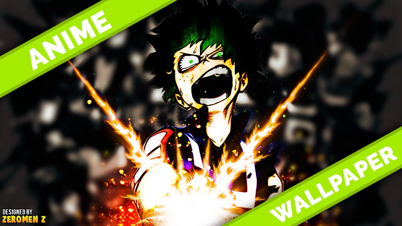 ANIME WALLPAPER Boku No Hero Academia