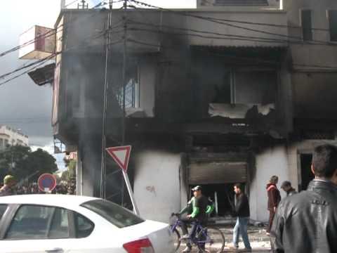 Fresh clashes in Tunisia capital