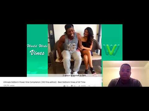 Ultimate Destorm Power Vines Reactions!!! DoubleJ JoggerJinx