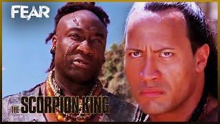 Download Video Mathayus VS Balthazar   The Scorpion King MP3 3GP MP4