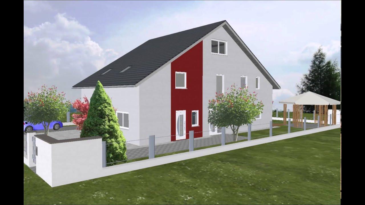 EMI SUPPORT Wolf Haus Wolfhaus Fertighaus Einfamilienhaus