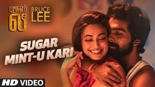 Sugar Mint-U Kari Full Video Song || Bruce Lee || G.V. Prakash Kumar,Kriti Kharbanda || Tamil Songs