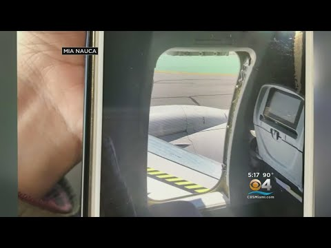 Teen Jumps Out Of Plane Emergency Door At San Francisco