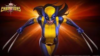 Marvel Contest of Champions Wolverine Spotlight!