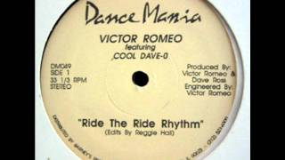Victor Romeo - Ride The Ride Rhythm (Dance Mania)