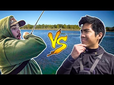 Spinnerbait ONLY Bass Fishing CHALLENGE! | FLAIR VS. 1ROD1REEL