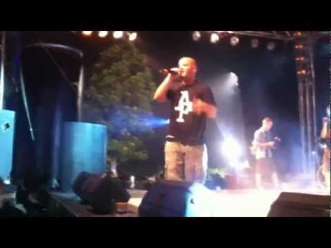 MRGE Aka SUPERLYRICAL - 4 Life (Live @AHHF 2012)