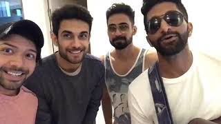SANAM live on Facebook - Dooba Dooba song