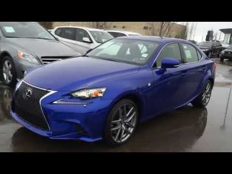 2016 Ct200h F Sport - New Ultrasonic Blue 2015 Lexus IS 350 AWD F Sport Series 2 Review - North Central Edmonton