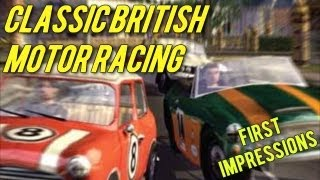 Crappy Wii Games: Classic British Motor Racing