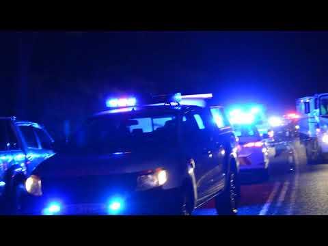 5 dead in crash near Ladysmith