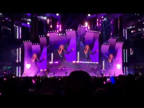 Love Story Live on the Reputation Stadium Tour