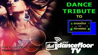 Angelica - Shut Up and Drive - The Factory Team Remix - YourDancefloorTV