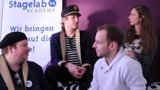 StageLab Academy spricht mit pauT von Herz von Österreich