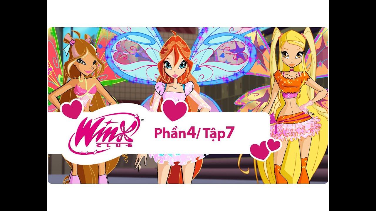 Winx Club – Phần 4 Tập 7 – Winx năng lượng Believix – [trọn bộ]