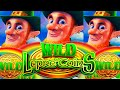 MORE RAINBOWS PLEASE! 🌈 WILD LEPRE'COINS GOLD RESERVE Slot Machine (Aristocrat Gaming)