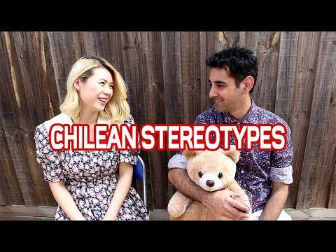 CHILEAN STEREOTYPES  - TRUE OR FALSE?