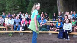 Cabin B Skit - Camp DJ 2010