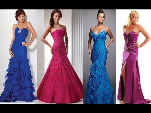 Коллекция Вечерних Платьев - 2017 / Evening dress collection