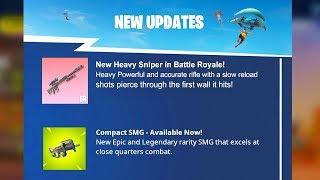new fortnite heavy sniper...