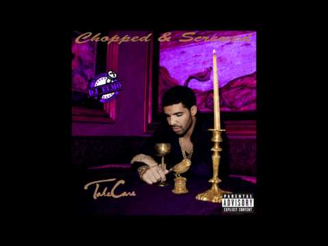 The Real Her ( Chopped & Screwed ) - Drake Ft. Lil Wayne & Andre 3000