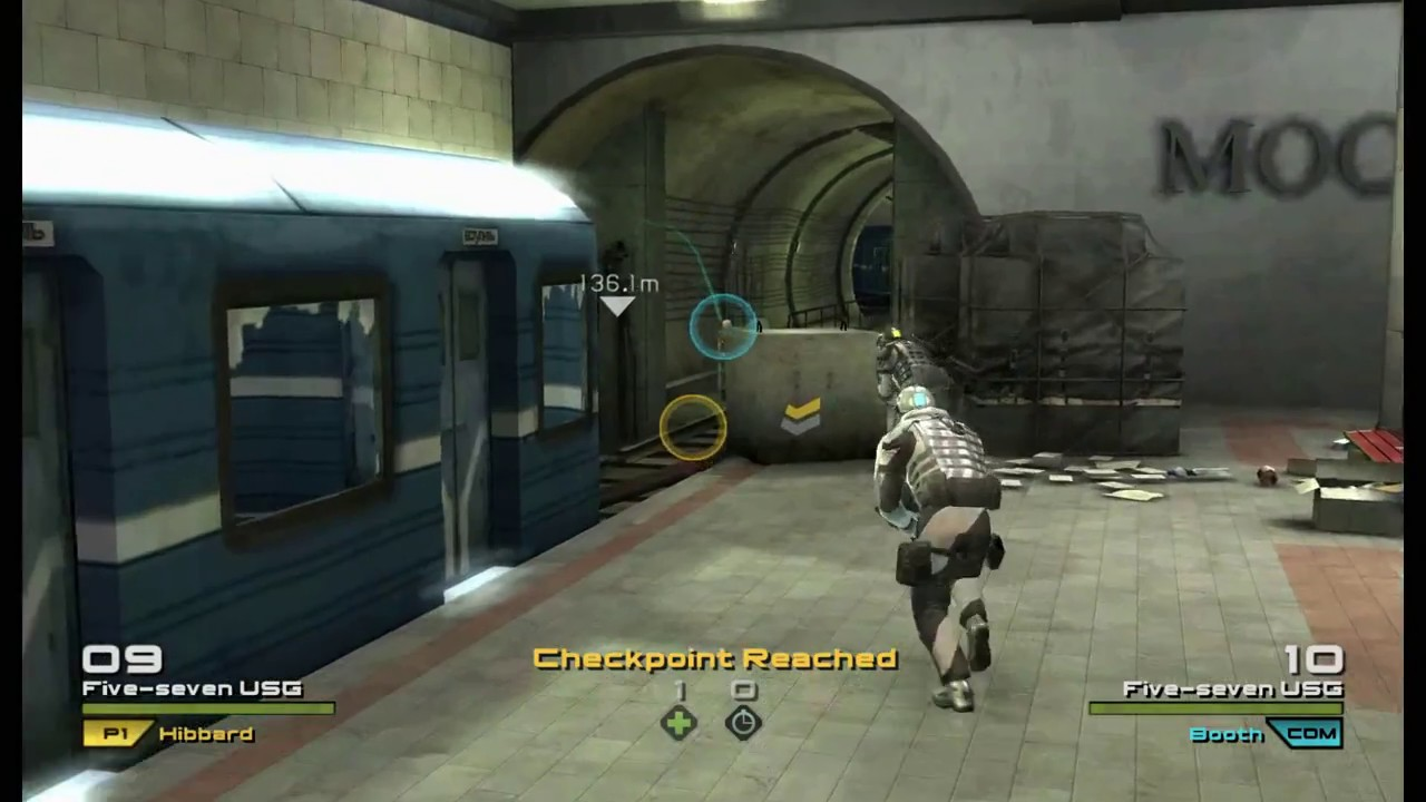 tom clancy's ghost recon wii - m11 uninvited ghosts - youtube