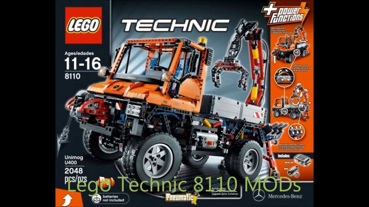 TechnicBRICKs: First official images from 1H13 LEGO Technic sets