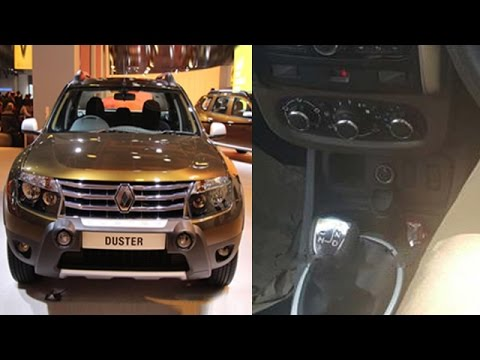 renault duster facelift to get amt launch in 2016 latest car news 2015 youtube. Black Bedroom Furniture Sets. Home Design Ideas