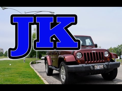 Regular Car Reviews: 2007 Jeep Wrangler JK Unlimited