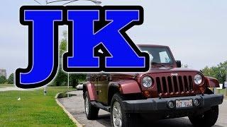 Regular Car Reviews: 2007 Jeep Wrangler JK Unlimited