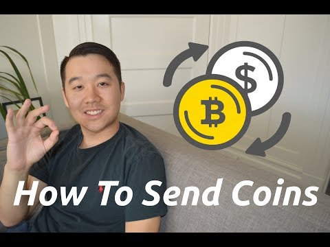 HOW TO: Transfer Coins! How Long Does It Take? Crypto Transactions 101!