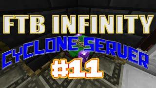 FTB Infinity :: Cyclone Server :: Episode 11 :: VOODOO POPPETS & REDSTONE SOUP