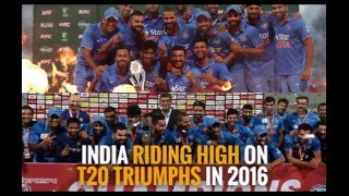 India vs Australia Cricket Highlights - T20 World Cup 2016 Cricket Match
