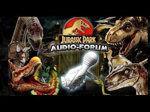 Audio-forum #02 - Les débats de Jurassic World