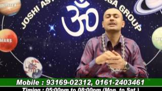 LEARN ASTROLOGY FROM R JOSHI.LEC-3