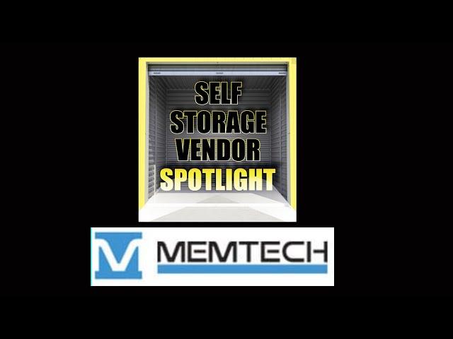 Self Storage Vendor Spotlight: Memtech