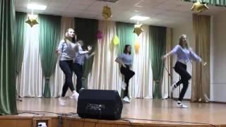 танец мальчикам на 23  #ТанцуйШкола сш 14 г. Брест