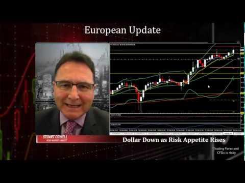 Dollar down as risk appetite rises | February 18, 2019